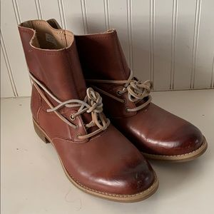 Timberland Brien leather boots - women's 8